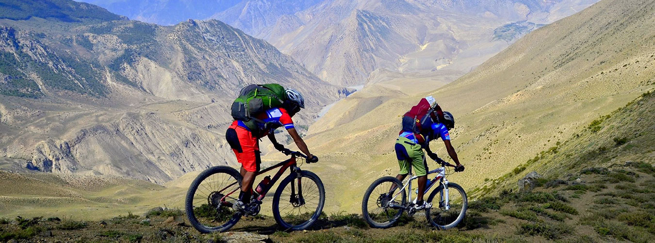 Mountain Biking Tour in Nepal